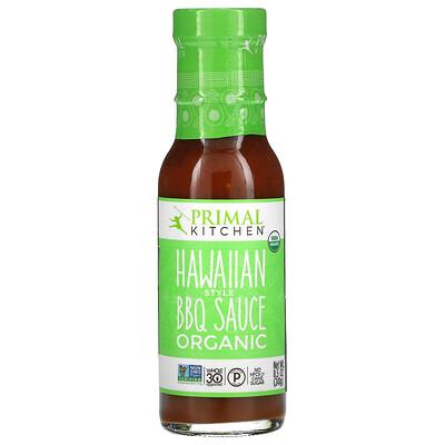 Primal Kitchen Organic, Hawaiian Style BBQ Sauce, 8.5 oz (241 g)