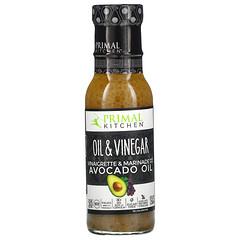 Primal Kitchen, 油和醋,鱷梨油制黑醋汁和醃料,8 液量盎司(236 毫升)