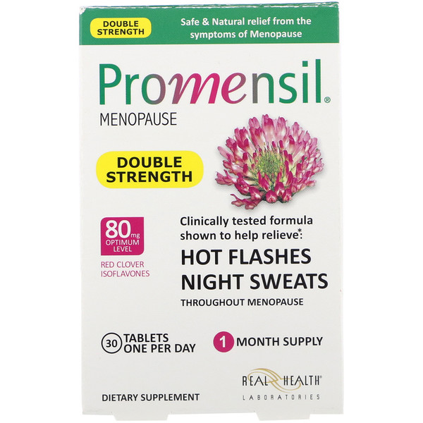 Menopause, Double Strength, 30 Tablets