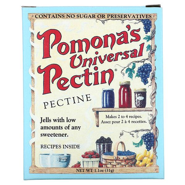 Pomona's Universal  Pectin, Pectin, 1.1 oz (31 g)