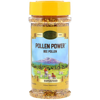 Premier One, Pollen Power, Granules Bee Pollen, 4.75 oz (135 g)
