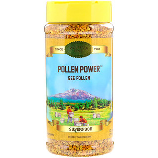 Premier One, Pollen Power, Granules Bee Pollen, 10 oz (284 g)