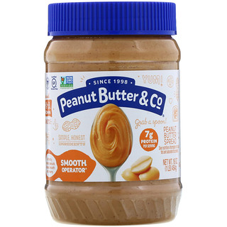 Peanut Butter & Co., Smooth Operator, Erdnussbutteraufstrich, 454 g (16 oz)