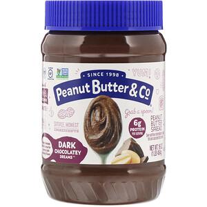 Пинат Баттэр энд Ко, Peanut Butter Spread, Dark Chocolate Dreams, 16 oz (454 g) отзывы покупателей