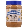 Peanut Butter & Co., Mighty Maple, Peanut Butter Blended with Yummy Maple Syrup, 16 oz (454 g)
