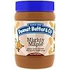 Peanut Butter & Co., ピーナッツバター&カンパニー, マイティーメープル, ピーナッツバターブレンド 美味しいメープルシロップ入り, 16 oz (454 g)