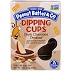 Peanut Butter & Co., Dipping Cups, Dark Chocolate Dreams, 5 Cups, 1.05 oz (43 g) Each