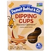 Peanut Butter & Co., Dipping Cups, Smooth Operator, Creamy Peanut Butter , 5 Cups, 1.5 oz (43 g) Each