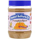 Отзывы о Peanut Butter & Co., Пряная тыква, арахисовое масло с пряной смесью для тыквенного пирога, 16 унций (454 г)