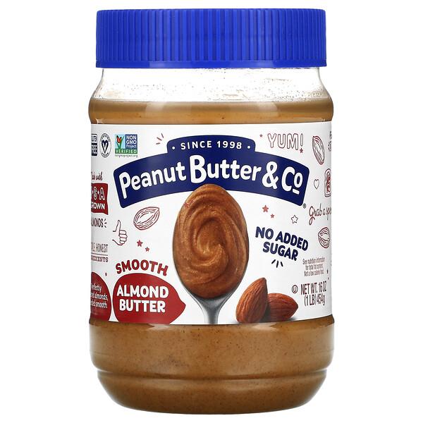 Almond Butter Spread, 16 oz (454 g)