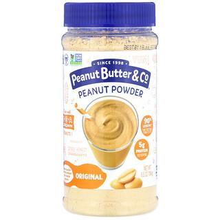 Peanut Butter & Co., Peanut Powder, Original, 6.5 oz (184 g)