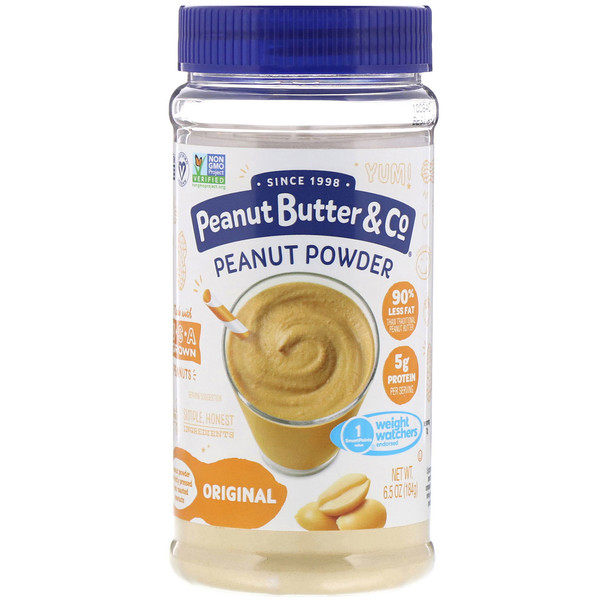 Peanut Butter & Co., Peanut Butter Powder, Original, 6.5 oz (184 g)