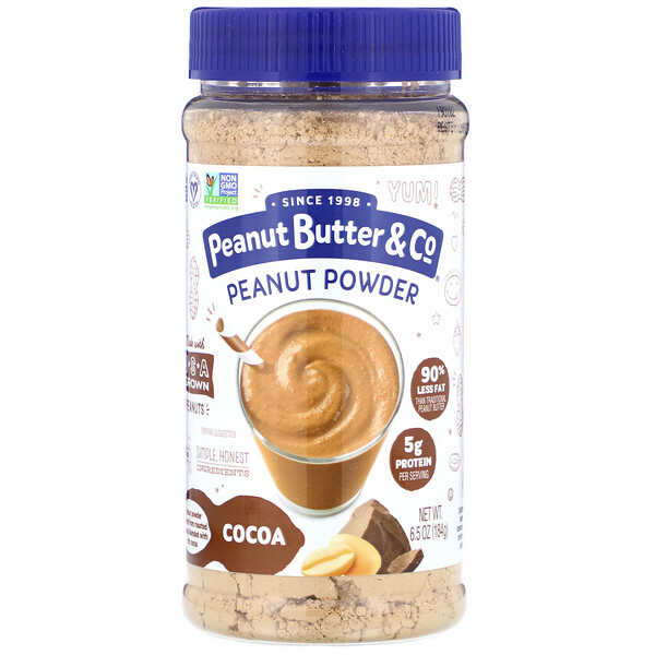 Peanut Powder, 6.5 oz (184 g)
