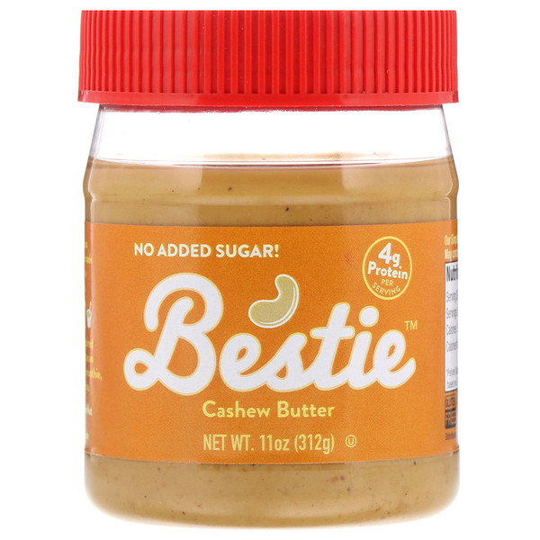 Peanut Butter & Co., Bestie, Cashew Butter, 11 oz (312 g) (Discontinued Item)