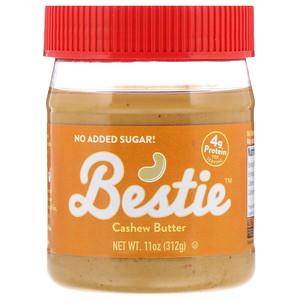 Пинат Баттэр энд Ко, Bestie, Cashew Butter, 11 oz (312 g) отзывы