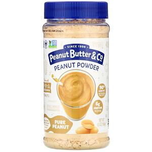Пинат Баттэр энд Ко, Peanut Powder, Pure Peanut, 6.5 oz (184 g) отзывы
