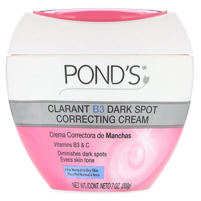 Pond's Clarant B3 Dark Spot Correcting Cream, 7 oz (200 g)