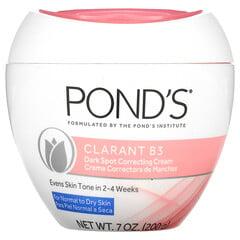 Pond's, Clarant B3 暗斑修復保濕滋潤面霜,7 盎司(200 克)