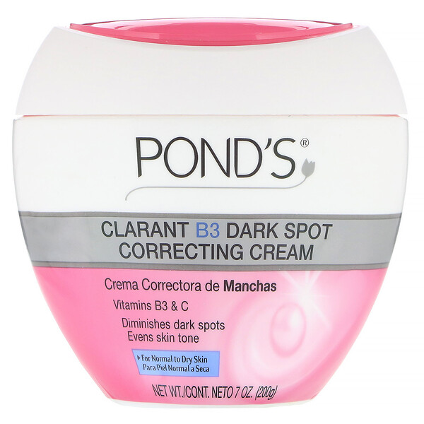 Pond's, Clarant B3 Dark Spot Correcting Cream, 7 oz (200 g)