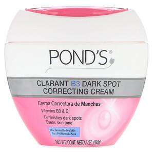 Pond's, Clarant B3 Dark Spot Correcting Cream, 7 oz (200 g) отзывы покупателей