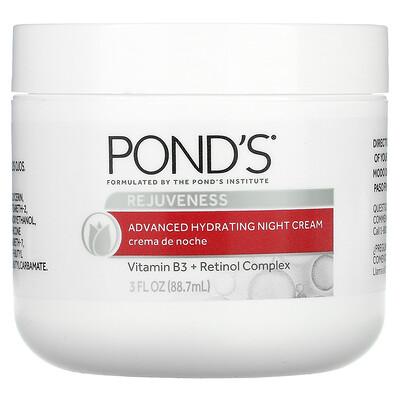 Купить Pond's Rejuveness, Advanced Hydrating Night Cream, 3 fl oz (88.7 ml)