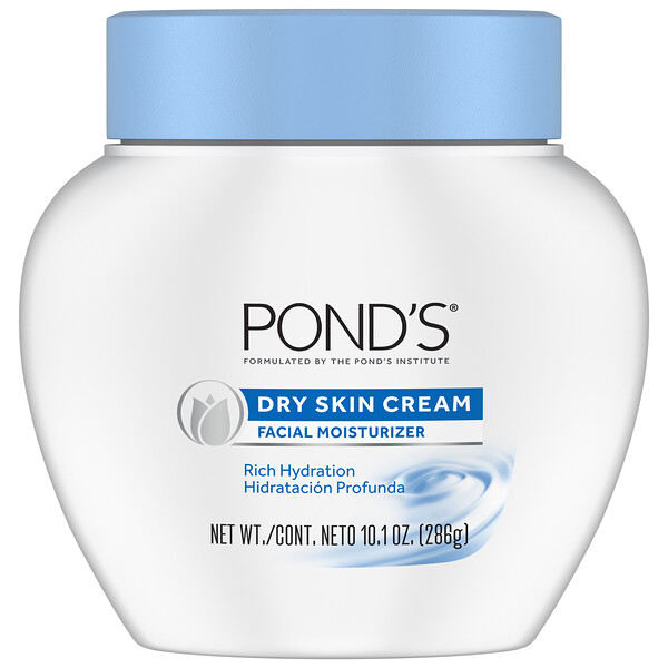 Pond's, Facial Moisturizer, крем для сухой кожи, 286г.