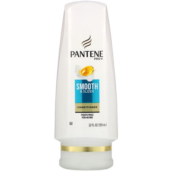 Pro-V, Smooth & Sleek Conditioner, 12 fl oz (355 ml)
