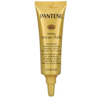 Pantene, Pro-V, Intense Rescue Shots Ampoule Treatment, 0.5 fl oz (15 ml)