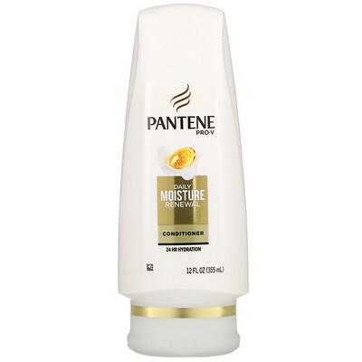 Купить Pantene Pro-V, Daily Moisture Renewal Conditioner, 12 fl oz (355 ml)
