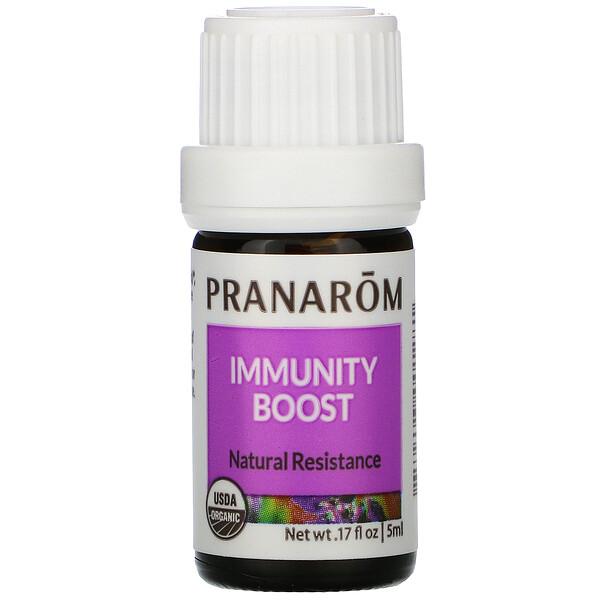 Pranarom, Essential Oil,  Immunity Boost, .17 fl oz (5 ml)