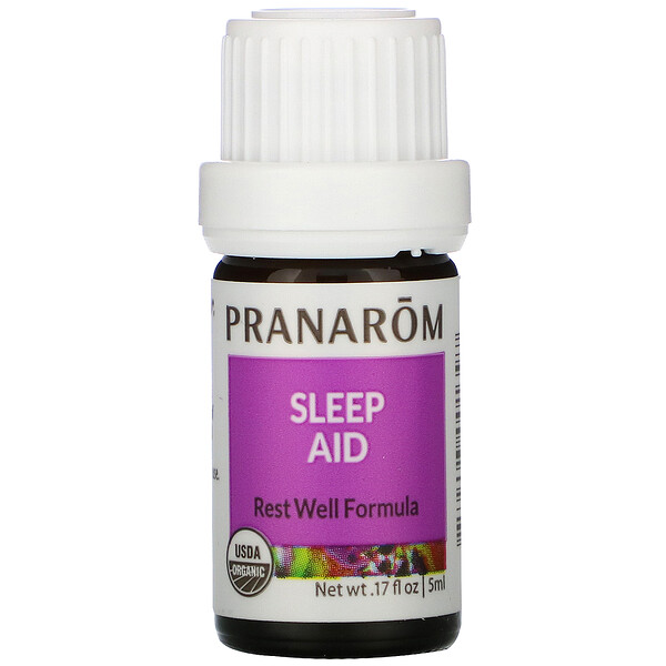 Pranarom, Essential Oil,  Sleep Aid,  .17 fl oz (5 ml)