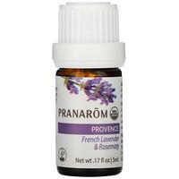 Pranarom, Essential Oil,  Diffusion Blend, Provence, .17 fl oz (5 ml)