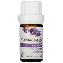 Pranarom, 精油,擴散混劑,普羅旺斯,0.17 盎司(5 毫升)