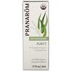 Pranarom, Essential Oil, Diffusion Blend, Purity, .17 fl oz (5 ml)