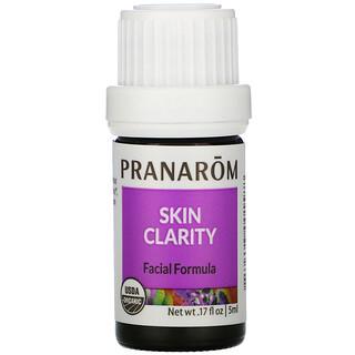 Pranarom, Essential Oil, Skin Clarity, .17 fl oz (5 ml)