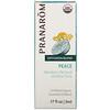 Pranarom, Essential Oil,  Diffusion Blend, Peace, .17 fl oz (5 ml)