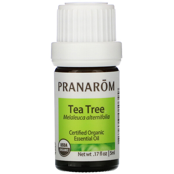 Pranarom, Essential Oil, Tea Tree, .17 fl oz (5 ml)