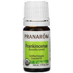 Pranarom, 精油,乳香,0.17 液量盎司(5 毫升)
