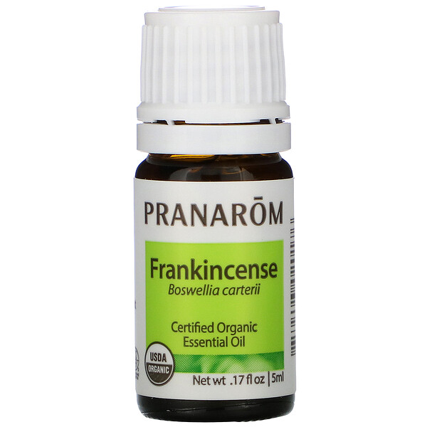 Essential Oil, Frankincense, .17 fl oz (5 ml)
