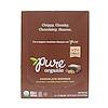 Pure Bar, オーガニック、 チョコレート ブラウニー、 12 バー、 各1.7 oz (48 g)