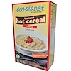 Eco Planet, Instant Oatmeal, Original, 6 Packets, 1.41 oz (40 g) Each (Discontinued Item)
