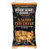 Pork King Good, Flavored Chicharrones, Nacho Cheddar, 1.75 oz (49.5 g)