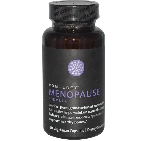 Pomology, Menopause Formula, 60 Veggie Caps  (Discontinued Item)
