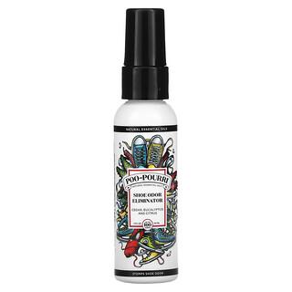 Poo-Pourri, Shoe Odor Eliminator, Cedar, Eucalyptus and Citrus, 2 fl oz (59 ml)