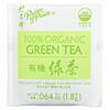 Prince of Peace, Chá verde 100% orgânico, 100 saquinhos de chá, 1,8 g cada
