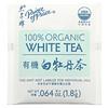 Prince of Peace, 100% Organic White Tea, 100 Tea Bags, 6.35 oz (180 g)