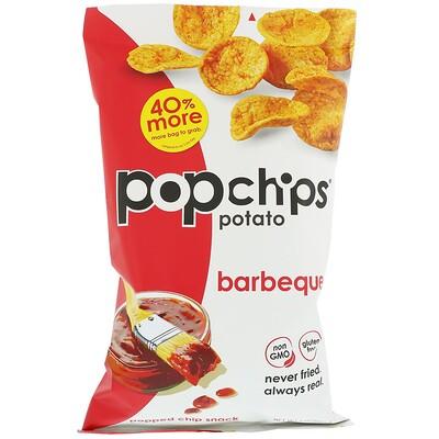 Картофельные чипсы, барбекю, 5 унц. (142 г)