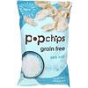 Popchips, Potato Chips, Sea Salt, 4 oz (113 g)