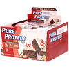 Pure Protein, Peppermint Bark Bar, 6 Bars, 1.76 oz (50 g) Each