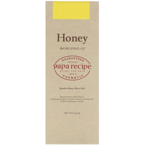 Papa Recipe, Bombee Honey Moist Skin, 200 ml (Discontinued Item)